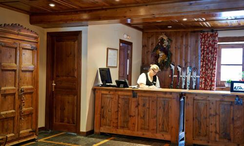 Foto de las zonas nobles de Hotel Chalet Bassibe