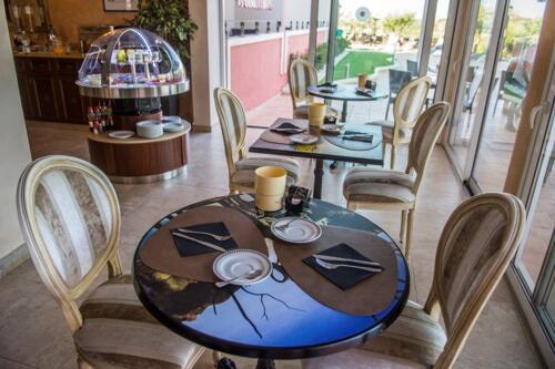 Foto area ristorante Hotel Sa Barrera