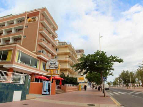 Foto del exterior de Hotel San Luis