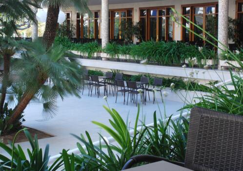 Foto de las zonas nobles de Hotel Los Robles