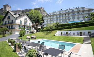 """Foto de los servicios de """"Grand Hôtel Belfry"""""""