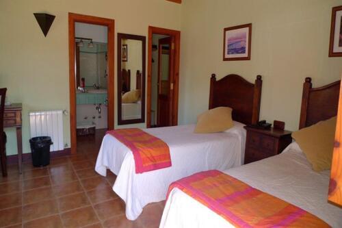 Room – Hotel Rural Casablanca
