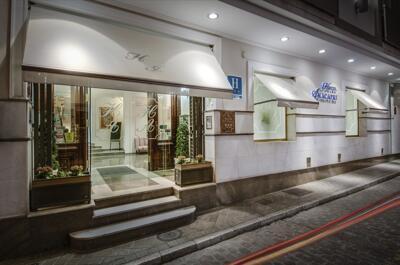 Exterior – Hotel Anacapri