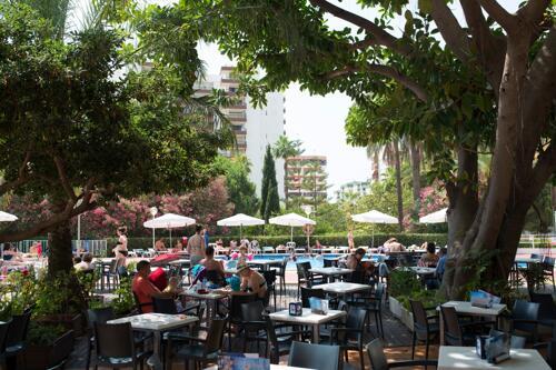 Foto del entorno de Hotel Tres Anclas