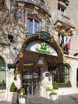 Foto del exterior de Holiday Inn Paris Gare de Lyon Bastille