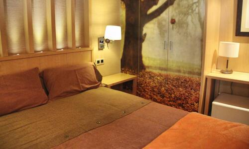 Foto de una habitación de Hotel Casa Cornel