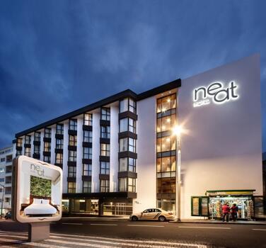 Foto do exterior - Neat Hotel Avenida