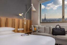 """Foto de una habitación de """"Hyatt Regency Paris Etoile (ex Concorde Lafayette)"""""""