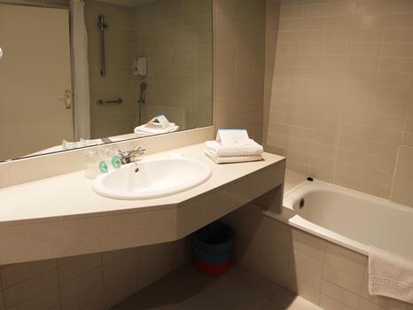 Foto del baño de Hotel Gran Garbi