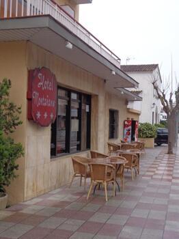 Foto del exterior de Hotel Montanamar