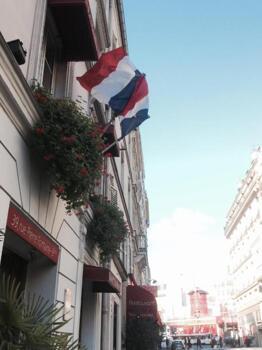 Foto del exterior de Hotel le Moulin Plaza