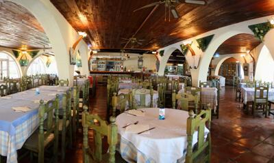 Foto do restaurante - Aparthotel Flamero