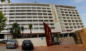 "Foto del exterior de ""Aparthotel Flamero"""
