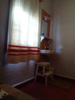 Foto di una camera da Posada orsi Paspartu