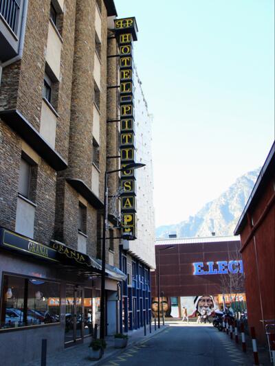 Foto del exterior de Hotel Pitiusa