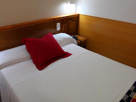 Foto de una habitación de Hotel Pitiusa