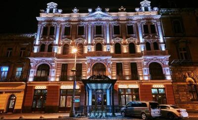 Foto degli esterni Hotel Grand