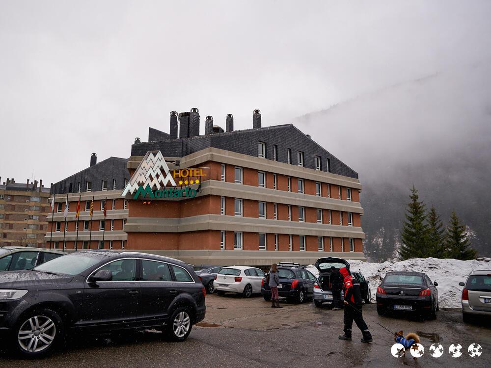 Hotel Montarto Baqueira Espagne