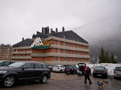 Foto do exterior - Hotel Montarto