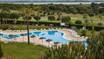 Foto del exterior de Apartamentos Precise Golf Resort El Rompido - The Club