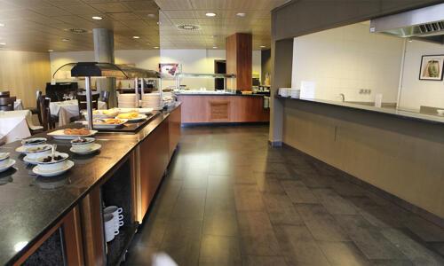 Restaurant - Hotel HG Alto Aragón