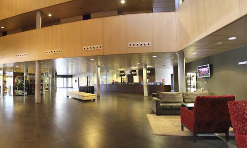 Foto de las zonas nobles de Hotel HG Alto Aragón