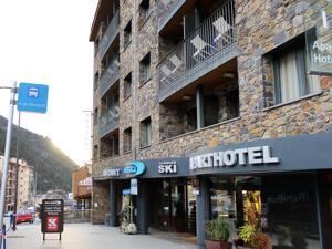 "Foto del exterior de ""Aparthotel Shusski"""