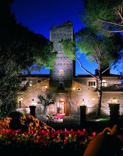 Foto degli esterni Hotel Castello Della Castelluccia