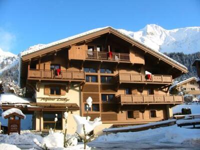 Bild - Alpine Lodge 3