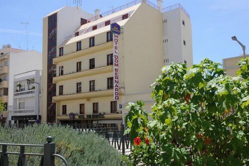 Foto do exterior - Hotel Best Western Dom Bernardo