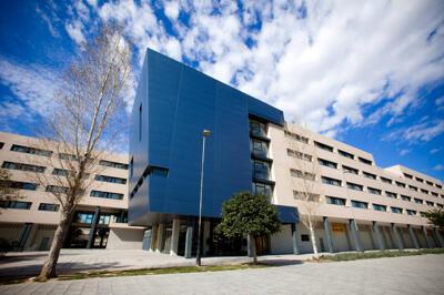 Foto del exterior de Villa Universitaria