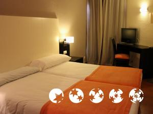 """Foto de una habitación de """"Hotel La Najarra"""""""