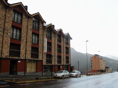 Foto del exterior de Apartamentos Pierre & Vacances Andorra Bordes D'Envalira