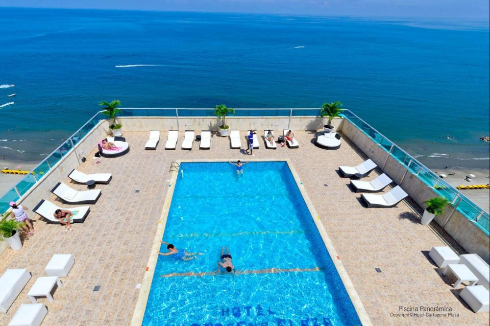 Hotel Cartagena Plaza, Cartagena das Índias - Reserving.com