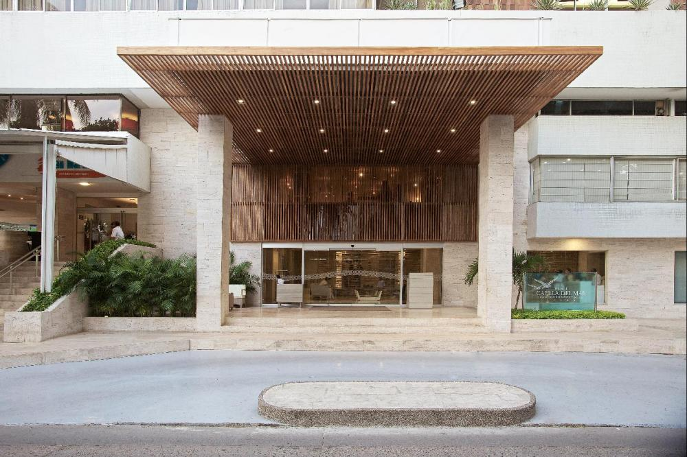 Foto del exterior de Hotel Capilla del Mar