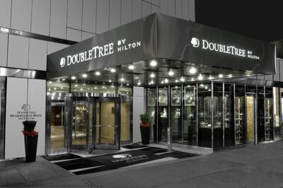 Exterior – Doubletree Metropolitan Hotel