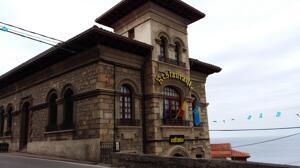 """Foto do exterior - """"Hotel Eutimio"""""""