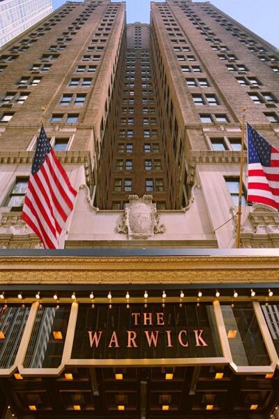 Foto del exterior de Warwick New York