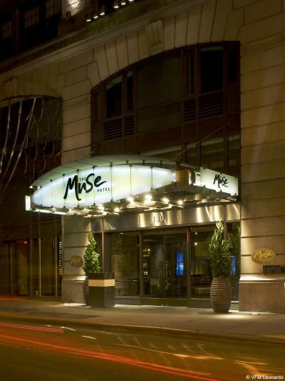 Exterior – The Muse Hotel