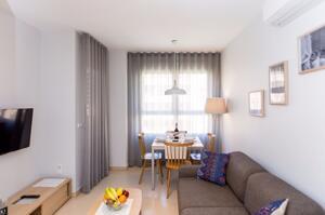"""Foto de una habitación de """"Apartamentos Valenciaflats Ciudad de las Ciencias (ex 40 Flats)"""""""