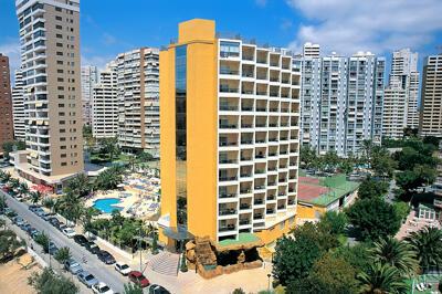 Foto del exterior de Hotel Servigroup Castilla