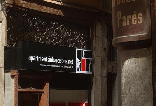Foto degli esterni AinB Picasso-Corders Apartments