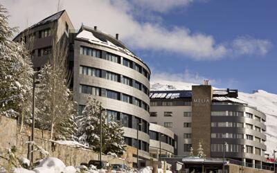 Exterior – Hotel Meliá Sol y Nieve