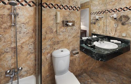 Casa de banho - Hotel Meliá Sol y Nieve
