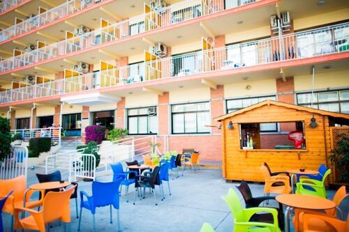 Foto del exterior de Hotel Port Vista Oro