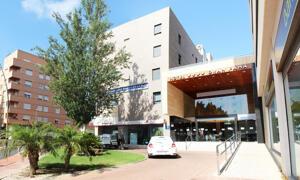 """Foto del exterior de """"Hotel Gran Fama"""""""