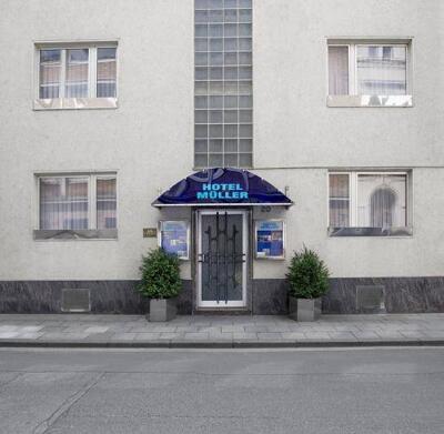 Bild - Hotel Müller Köln