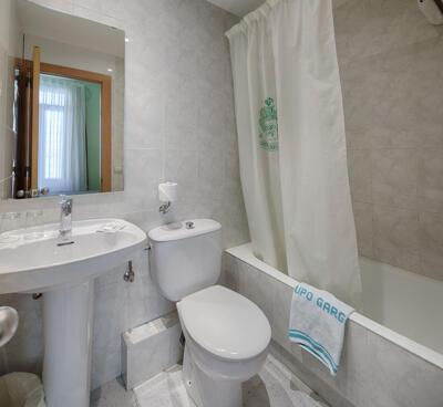 Foto del baño de Hotel Lyon