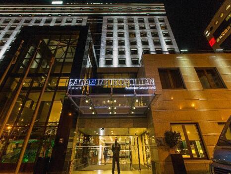 Außenansicht - Hotel Sana Metropolitan