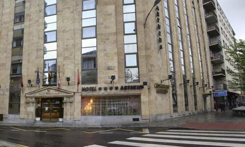 Foto del exterior de Hotel Artheus Carmelitas